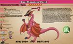 Duel Monsters World - Lyra (Harpie's Pet Dragon)