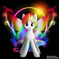 Feel the Power of the Rainbow by DimetraPaywer