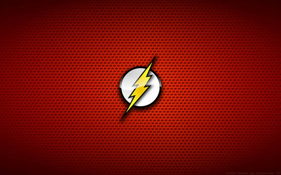 Wallpaper - The Flash Logo