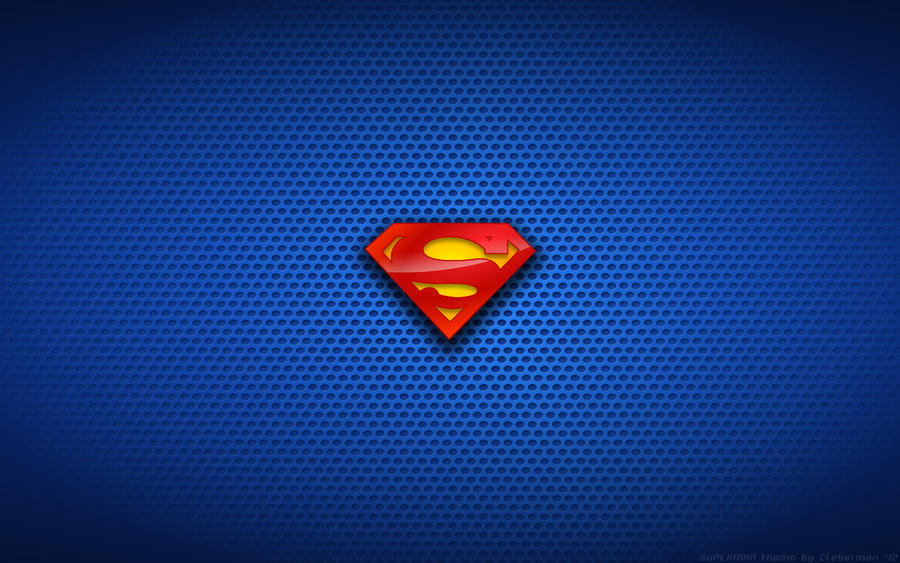Wallpaper - Classic Superman Logo by Kalangozilla on ...