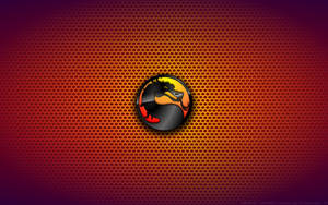 Wallpaper - Mortal Kombat Logo by Kalangozilla