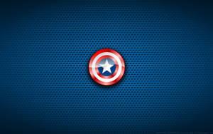 Wallpaper - Captain America 'Shield' Logo by Kalangozilla