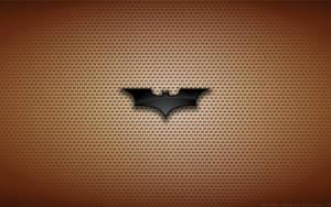 Wallpaper - Batman Begins 'Poster Style' Logo by Kalangozilla