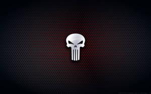 Wallpaper - Punisher Comix Logo by Kalangozilla