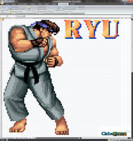 Ryu on Excel