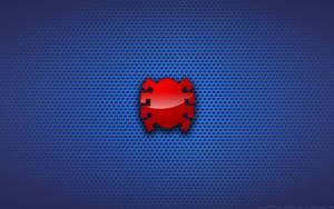 Wallpaper - Spider-Man Comix Classic Back Logo by Kalangozilla
