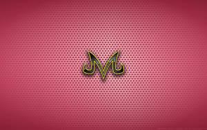 Wallpaper - Dragon Ball 'M' Of MajinBoo Logo by Kalangozilla