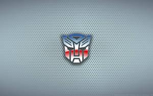 Wallpaper - Transformers 'Autobots' Logo by Kalangozilla