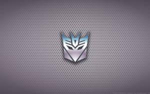 Wallpaper - Transformers 'Decepticons' Logo by Kalangozilla