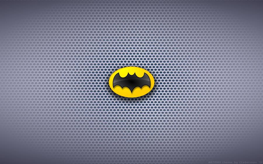 Wallpaper - Adam West's Batman 60s TV Series Logo