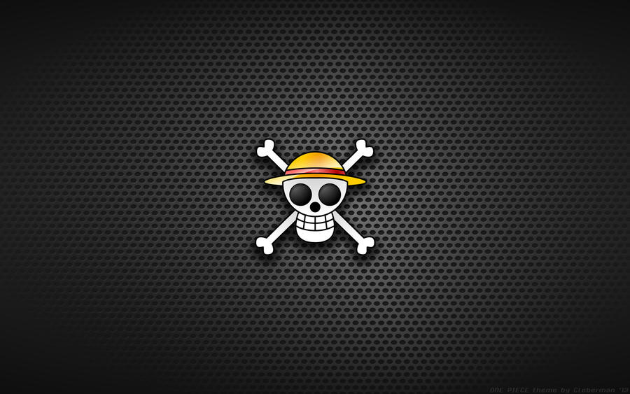 Wallpaper Straw Hat Pirates Logo By Kalangozilla On Deviantart