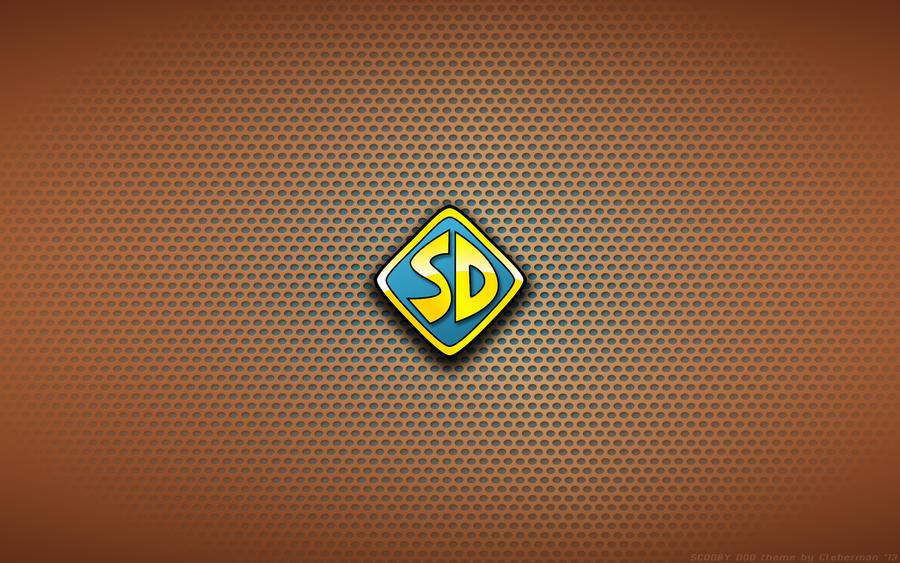 Wallpaper - Scooby Doo Logo