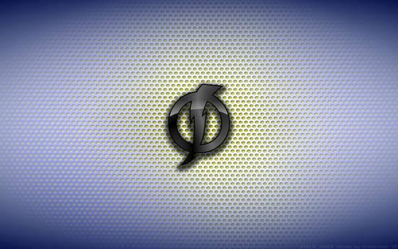 Wallpaper - Static Shock Logo