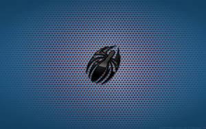 Wallpaper - Scarlet Spider Comix Logo by Kalangozilla