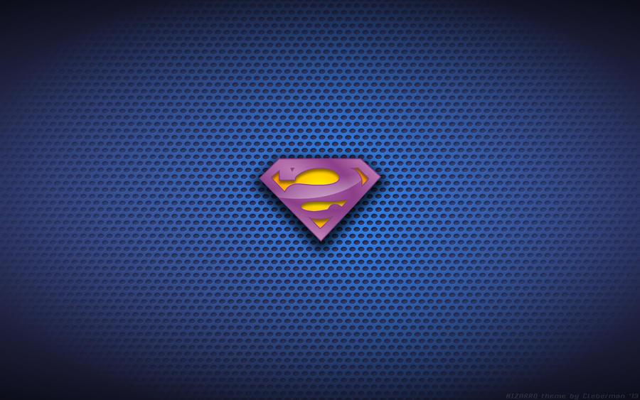Wallpaper - DC Bizarro Logo