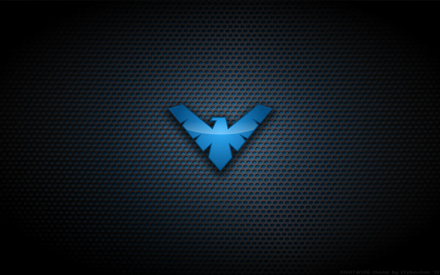 Wallpaper - Nightwing 'TNBA' Logo by Kalangozilla on ...