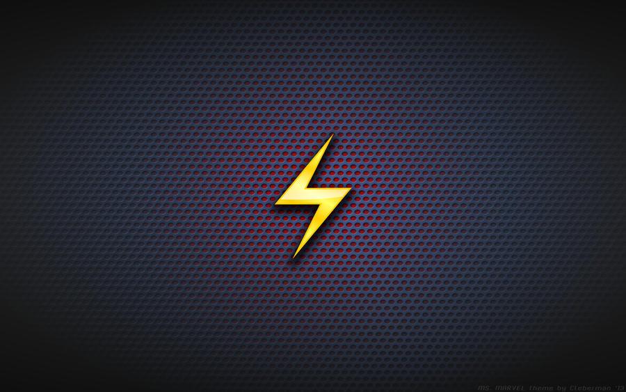 Superhero Logo Wallpaper