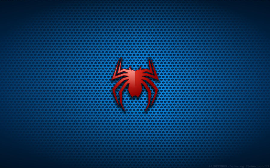 Wallpaper - Spider-Man Movie Trilogy pt1 Back Logo by ...