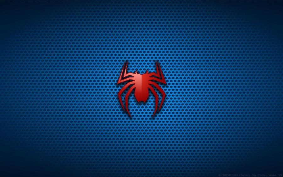 Wallpaper Spider Man Movie Trilogy Pt1 Back Logo By Kalangozilla