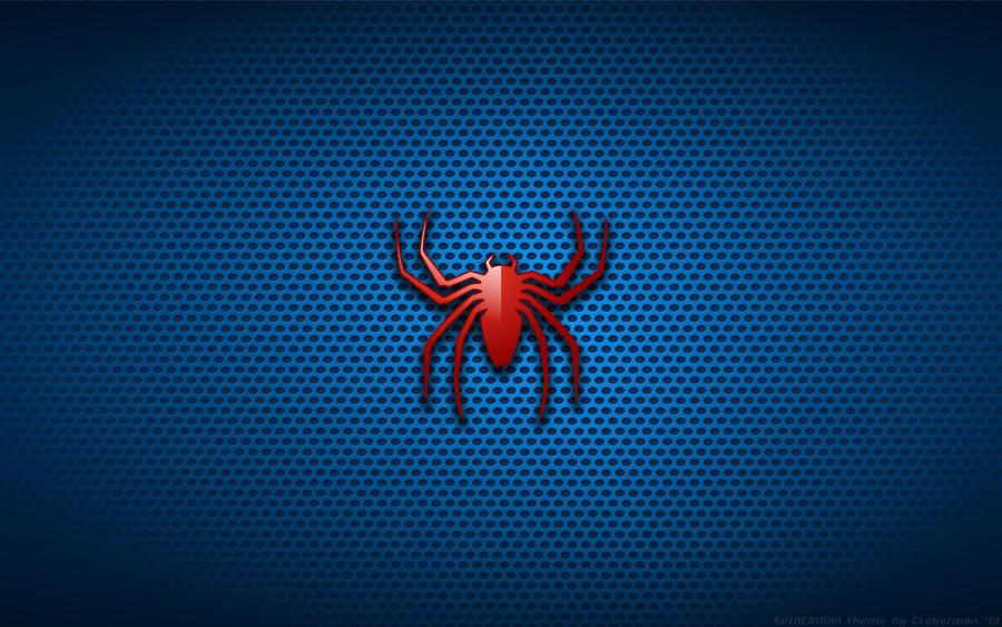wallpaper spiderman trilogy movie 23 back logo by