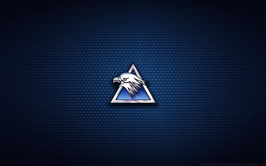 Wallpaper Silverhawks Logo By Kalangozilla On Deviantart