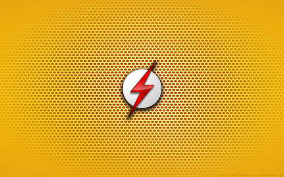 Wallpaper - Kid Flash 'Young Justice' Logo