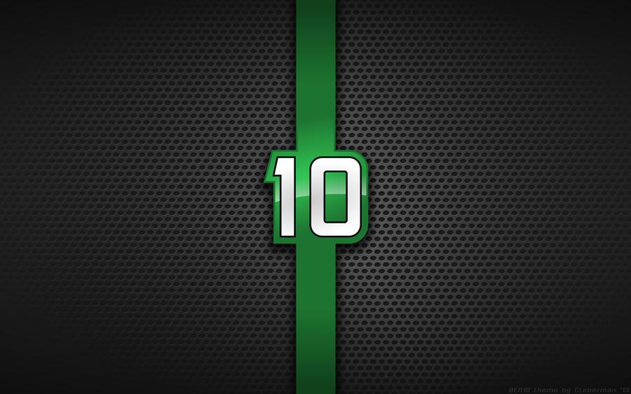 Wallpaper - Ben10 Shirt Logo by Kalangozilla on DeviantArt