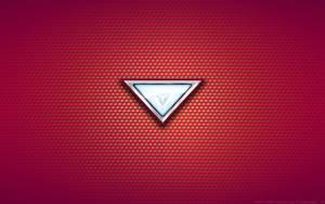 Wallpaper - Iron Man 'Mark VI Armor' Movie Logo by Kalangozilla