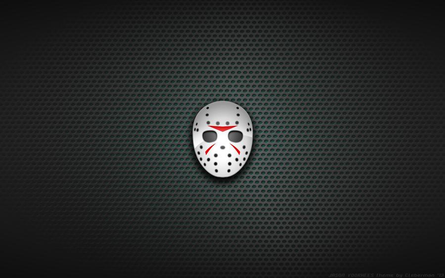 wallpaper jason 39 mask 39 logo by kalangozilla on deviantart