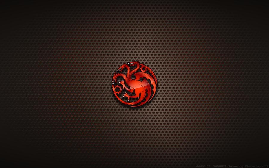 Wallpaper House Targaryen Logo By Kalangozilla On Deviantart