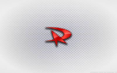 Wallpaper - Gizmoduck Logo by Kalangozilla
