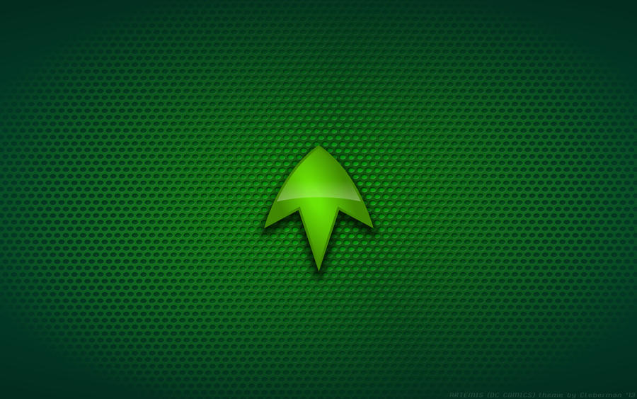 Wallpaper - Artemis  Young Justice  Logo by KalangozillaYoung Justice Wallpaper