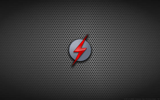 Wallpaper - Kid Flash 'Stealth Mode' Logo