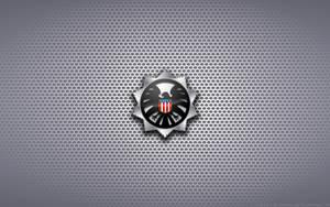 Wallpaper - S.H.I.E.L.D. Official Logo by Kalangozilla