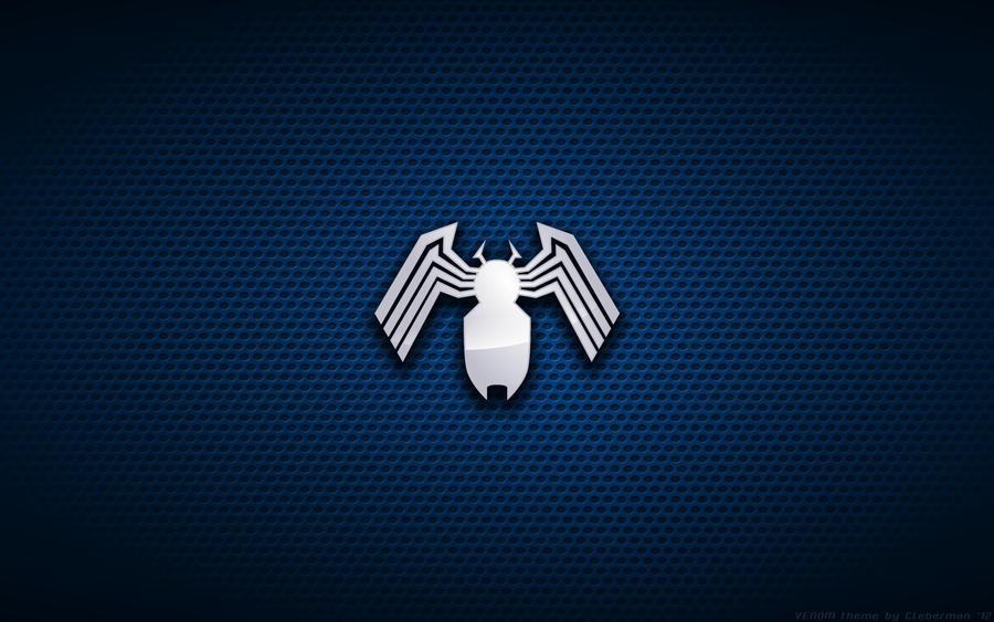 Wallpaper - Venom 'Mark Bagley Style' Logo by Kalangozilla on DeviantArt