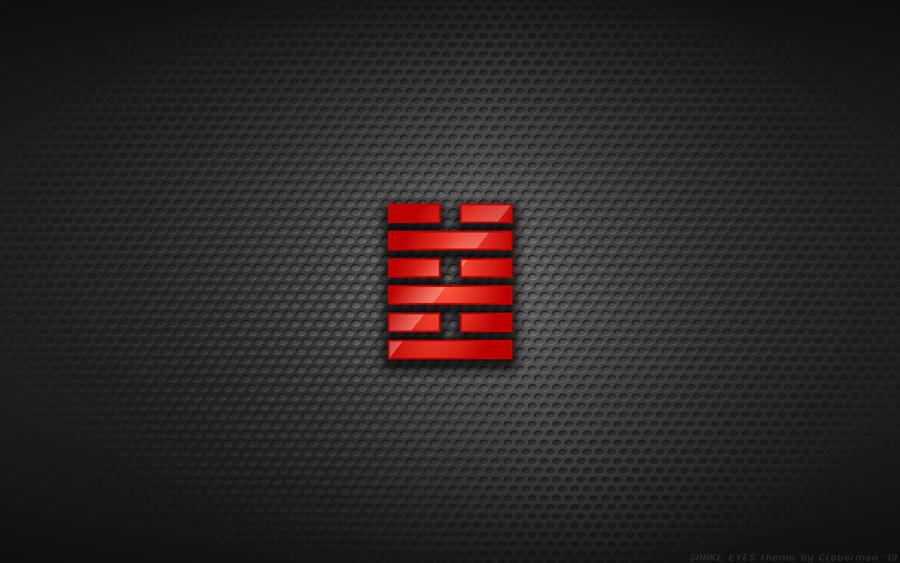 Wallpaper Snake Eyes Arashikage Clan Logo By Kalangozilla On