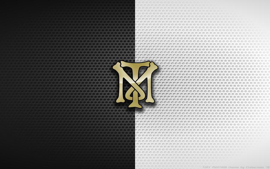 Wallpaper - Tony Montana Logo
