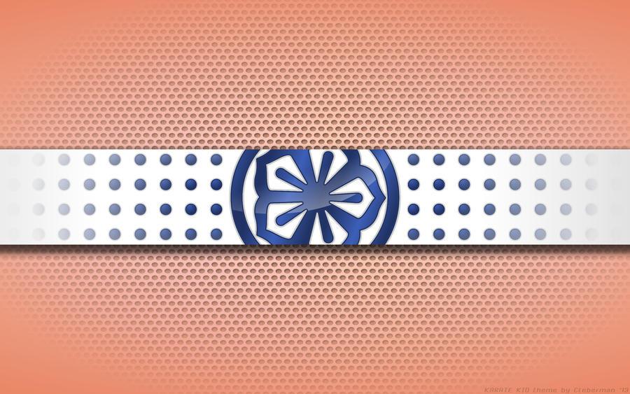 Wallpaper - Daniel San 'Miyagi Dojo Headband' Logo by ...
