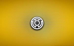 Wallpaper - Sinestro Corps Logo by Kalangozilla
