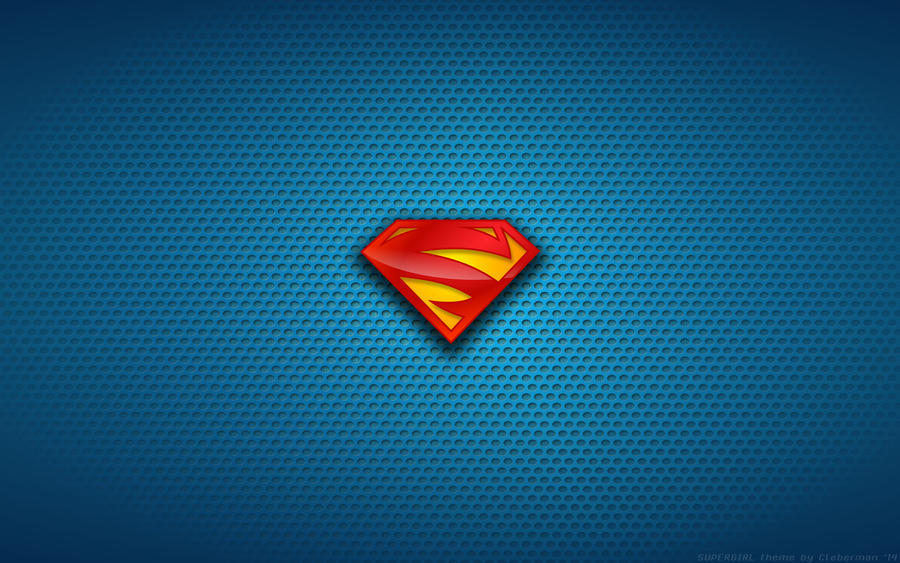wallpaper supergirl new 52 logo by kalangozilla on