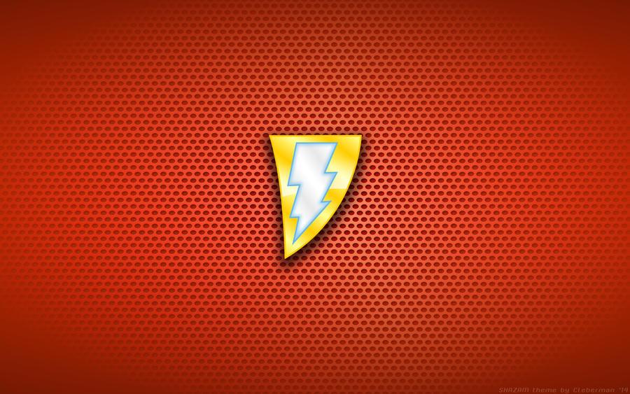 Wallpaper - SHAZAM 'New 52' Logo by Kalangozilla on DeviantArt
