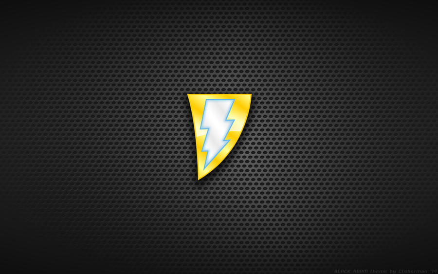 Wallpaper - Black Adam  New  Black Adam Symbol