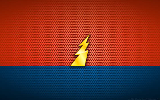 Wallpaper - The Flash 'Jay Garrick' Logo