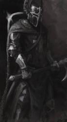 Knight 4 by KewinArt