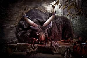 Monster's Halloween by PelicanArt