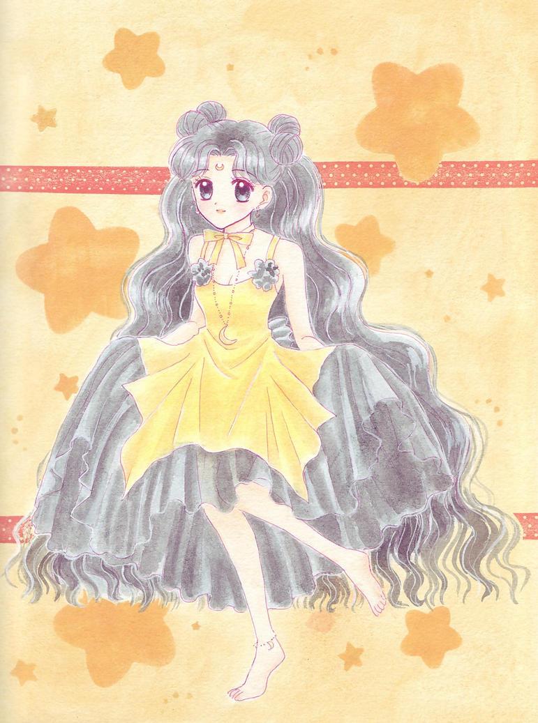 Luna by starlightgenie