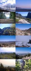 Beautiful California by starlightgenie
