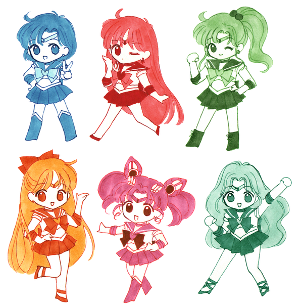 Sailor Moon S Chibi by starlightgenie