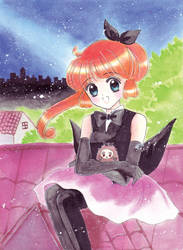 Kaitou St. Tail 2 by starlightgenie