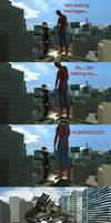 Spider-Man/Venom Growth Comic 22 by TitansCorner